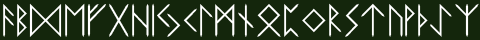 Runes